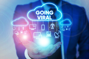 Do Not Focus on Going Viral, Focus on Building Your Community imprint